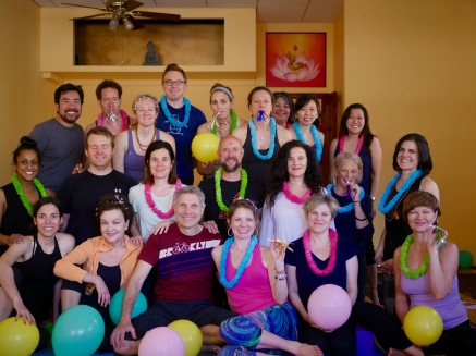 Yoga Party Group